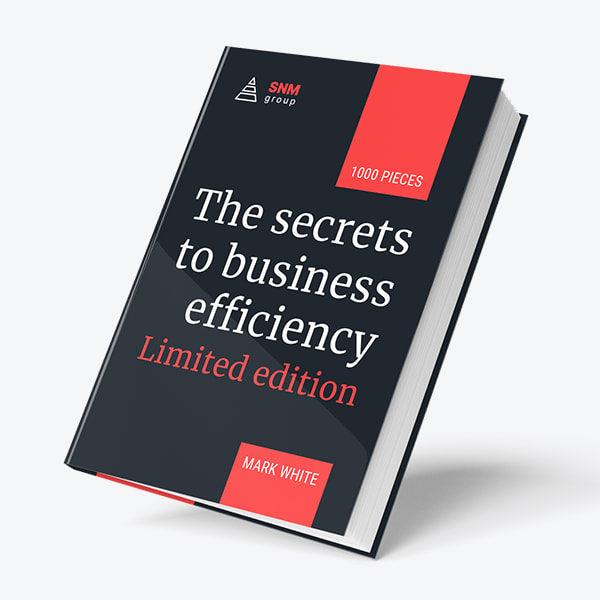 Secrets of efficiency
